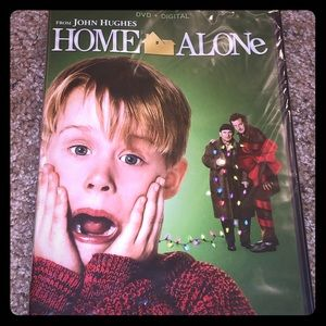 Other - Home Alone Movie DVD